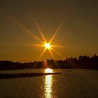 Sunset by John Velocci