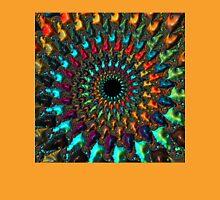 Kaleidoscope - Fractal Art - Square Unisex T-Shirt