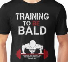 One Punch Man Saitama Training to go bald Cosplay Japan Anime T Shirt Unisex T-Shirt