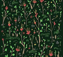 Woodland Floor by Sophie Corrigan