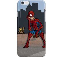 Even SuperHeroes Need McDonalds iPhone Case/Skin