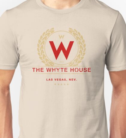 The Whyte House (aged look) Unisex T-Shirt