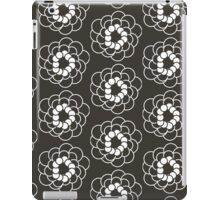Abstract Flower Art iPad Case/Skin