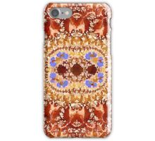 Fractal with Watercolor Effect iPhone Case/Skin