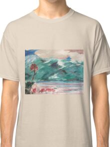 In Spring- Original Oil Painting by Margaret Harker for Silver Falcon Arts Classic T-Shirt