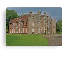 Double Frontage Canvas Print