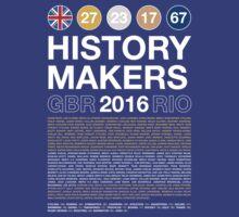 History Makers GB 2016 by Matt Burgess