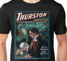 Performing Arts Posters Thurston the great magician the wonder show of the universe 1627 Unisex T-Shirt