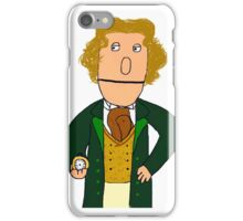 Eighth Doctor Muppet Style iPhone Case/Skin