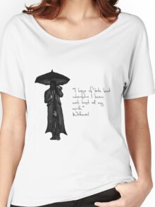 Withnail & I - Quote  Women's Relaxed Fit T-Shirt