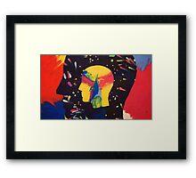 Tame Impala - Feels Like We Only Go Backwards Art Framed Print