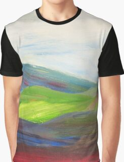 Wilderness Found- by Margaret Harker for Silver Falcon Arts Graphic T-Shirt