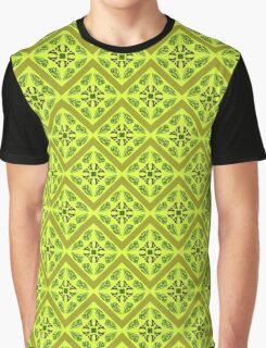 Spring Kaleidoscope Graphic T-Shirt
