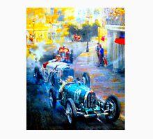 """""""MONACO GRAND PRIX"""" Vintage (1929) Painting Poster Prints Unisex T-Shirt"""