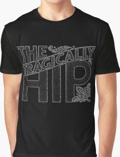 The Tragically Hip Black Graphic T-Shirt