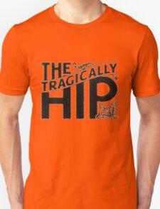 The Tragically Hip Black Unisex T-Shirt