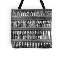 Soda Pop Shop Noir Tote Bag