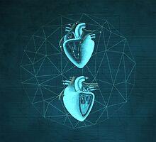 Double Heart by Matt Rockman