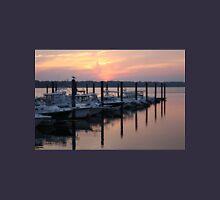 Belmar Marina Sunset Unisex T-Shirt