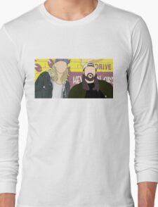 Jay and Silent Bob Long Sleeve T-Shirt