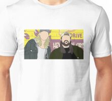 Jay and Silent Bob Unisex T-Shirt