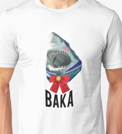 Tsundere Shark Unisex T-Shirt