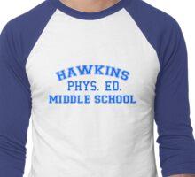 Stranger Things - Hawkins PE (Middle) Men's Baseball ¾ T-Shirt