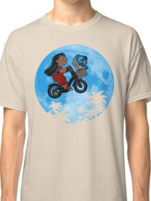 Stitch Phone Home Classic T-Shirt