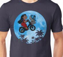 Stitch Phone Home Unisex T-Shirt