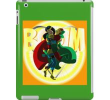 Va-Va-Va Voom Tube! iPad Case/Skin