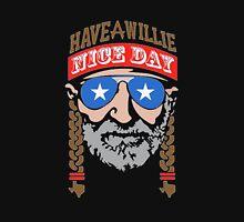 NICE DAY WILLIE NELSON Unisex T-Shirt