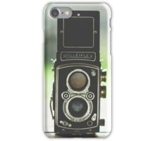 Rolleiflex Automat 4 II iPhone Case/Skin