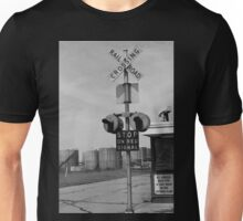 Stop on Red Signal Unisex T-Shirt