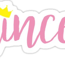 Princess Sticker