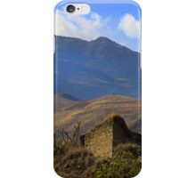 Old Andes Homestead iPhone Case/Skin