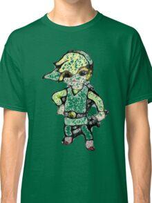 Scribbler Toon Link Classic T-Shirt