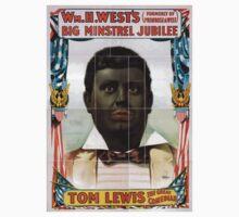 Performing Arts Posters Wm H Wests Big Minstrel Jubilee formerly of Primrose West 1884 One Piece - Long Sleeve