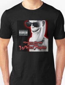 Moonman - Whitetopia Unisex T-Shirt