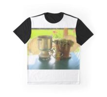 My Own Little Tuscany..From My Porch Graphic T-Shirt