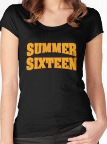 Summer Sixteen  Women's Fitted Scoop T-Shirt