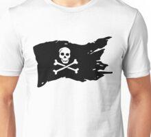 Pirates Flag Unisex T-Shirt