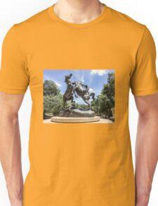 Fighting Stallions I Unisex T-Shirt