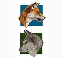 Fox and the Hound Unisex T-Shirt