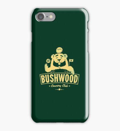 Bushwood (Light) iPhone Case/Skin