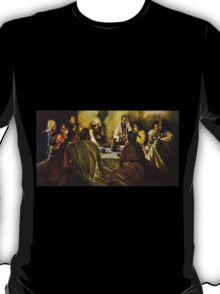 Last Supper Reproduction T-Shirt