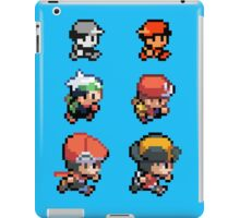 POKEVOLUTION - pixelart  iPad Case/Skin