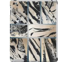 Original abstract dots and lines Design iPad Case/Skin