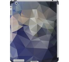 The Blue Planet - A Faceted View of the Planet Earth iPad Case/Skin