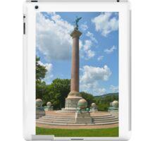 Battle Monument iPad Case/Skin