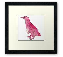 Penguin 5 Framed Print